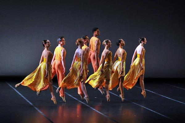 Ballet Memphis in Steven McMahon's 'Confluence' © Andrea Zucker