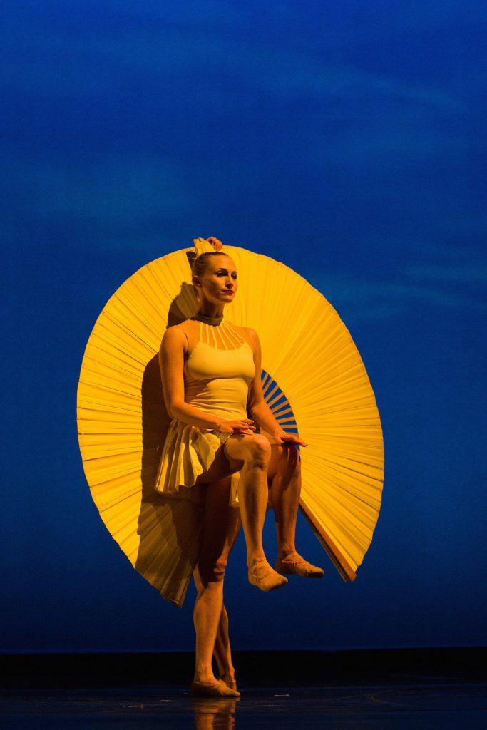 "Beau Campbell in ""Sun Dance"": Photo by Eddy Fernandez"